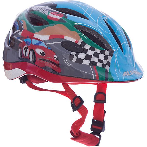 Фотография товара летний шлем ALPINA Gamma 2.0 Flash racing (4467443)