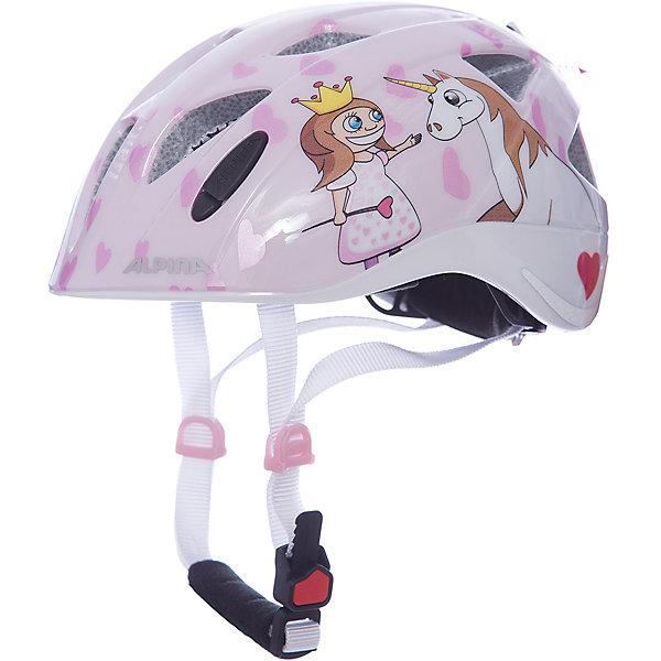 Фотография товара летний шлем ALPINA XIMO Flash princess (4467475)