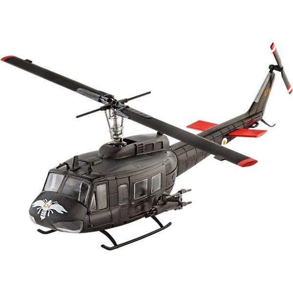 Revell Сборная модель Revell Американский многоцелевой вертолёт Белл UH-1 «Ирокез» сборная модель вертолета revell белл uh 1 ирокез