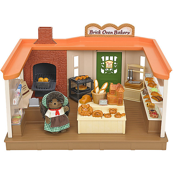 Epoch Traumwiesen Набор Пекарня, Sylvanian Families
