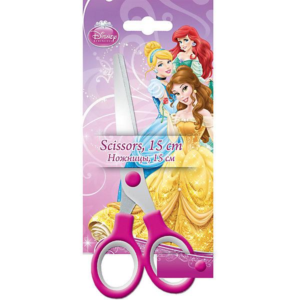 Академия групп Ножницы 15 см, Принцессы Дисней академия групп набор в подарочной коробке принцессы дисней