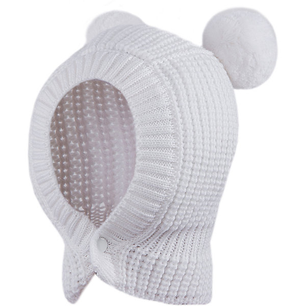 Шапка-шлем АртельГоловные уборы<br>Шапка-шлем от торговой марки Артель <br><br>Оригинальная шапка-шлем для самых маленьких. Модель отлично смотрится на детях и комфортно сидит. Шапочка теплая, пряжа — мягкая, шерстяная.<br>Одежда от бренда Артель – это высокое качество по приемлемой цене и всегда продуманный дизайн. <br><br>Особенности модели: <br>- цвет — белый;<br>- застежки — пуговицы;<br>- две бомбошки; <br>- натуральная шерсть. <br><br>Дополнительная информация: <br><br>Состав: 100% шерсть.<br><br>Температурный режим: <br>От -15 °C до +5 °C <br><br>Шапку-шлем Артель (Artel) можно купить в нашем магазине.<br>Ширина мм: 89; Глубина мм: 117; Высота мм: 44; Вес г: 155; Цвет: белый; Возраст от месяцев: 0; Возраст до месяцев: 1; Пол: Унисекс; Возраст: Детский; Размер: 36,44,40; SKU: 4500656;