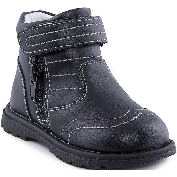 MURSU Ботинки для мальчика MURSU ботинки для мальчика mursu цвет черный 205205 размер 37