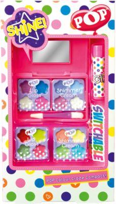Игровой набор детской декоративной косметики  POP  для лица, артикул:4540663 - Наборы детской косметики