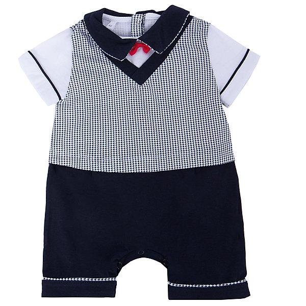 Песочник для мальчика Soni KidsПесочники<br>Песочник для мальчика от популярной марки Soni Kids <br> <br>Нарядный и удобный песочник в черно-белой гамме сшит из мягкого дышащего хлопка. Это гипоаллергенный материал, который отлично подходит для детской одежды. Правильный крой обеспечит ребенку удобство, не будет натирать и стеснять движения. <br> <br>Особенности модели: <br> <br>- цвет - белый, черный; <br>- материал - натуральный хлопок; <br>- декорирован красным бантиком; <br>- имитация жилета и шорт; <br>- отложной воротник; <br>- рукава короткие, с отделкой; <br>- застежки - кнопки сзади и внизу. <br> <br>Дополнительная информация: <br> <br>Состав: 100% хлопок <br> <br>Песочник для мальчика от популярной марки Soni Kids (Сони Кидс) можно купить в нашем магазине.<br>Ширина мм: 157; Глубина мм: 13; Высота мм: 119; Вес г: 200; Цвет: черный/белый; Возраст от месяцев: 2; Возраст до месяцев: 5; Пол: Мужской; Возраст: Детский; Размер: 62,86,74,68,80; SKU: 4545039;