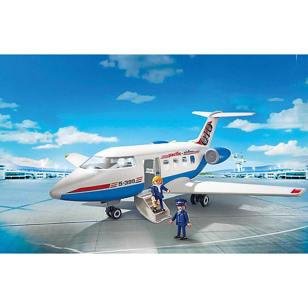 PLAYMOBIL® Конструктор Playmobil Городской Аэропорт Пассажирский самолет
