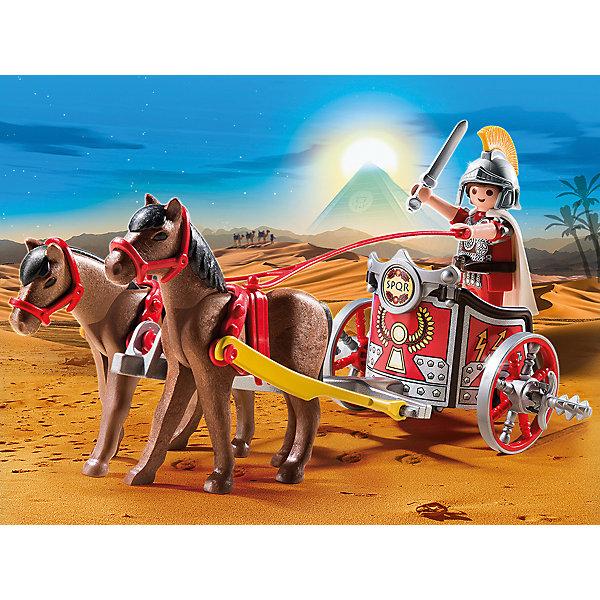 PLAYMOBIL® Конструктор Playmobil Римляне и Египтяне Римская Колесница playmobil игровой набор римляне и египтяне римское войско