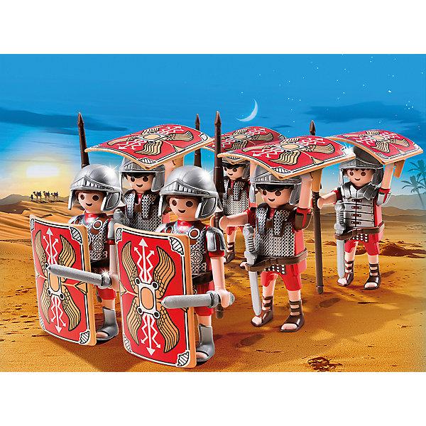 PLAYMOBIL® Конструктор Playmobil Римляне и Египтяне Римское войско playmobil игровой набор римляне и египтяне римское войско