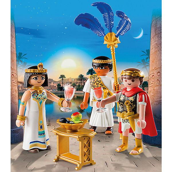PLAYMOBIL® Конструктор Playmobil Римляне и Египтяне Цезарь и Клеопатра цезарь 40 см