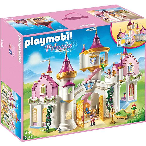 PLAYMOBIL® Конструктор Playmobil Замок Принцессы Большой