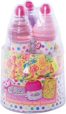 Игровой набор детской декоративной косметики  POP  для душа, артикул:4547902 - Наборы детской косметики