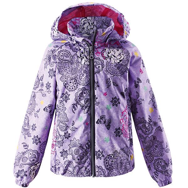 Купить Куртка для девочки LASSIE by Reima, Китай, лиловый, 122, 140, 128, 92, 98, 104, 110, 116, 134, Женский