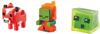 Набор из 3х фигурок Minecraft, артикул:4557617 - Minecraft