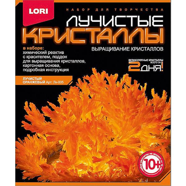 LORI Лучистые кристаллы Оранжевый кристалл бусы из аметиста лучистые нам 6606 отш