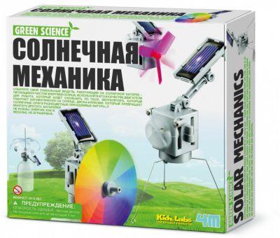 Солнечная механика, 4M, артикул:4561228 - Робототехника и электроника