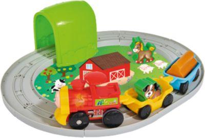 Развивающий набор Simba  Железная дорога , артикул:4561378 - Транспорт