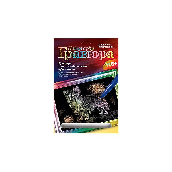 Купить Гравюра с эффектом голографик Чихуахуа , LORI, Россия, Унисекс
