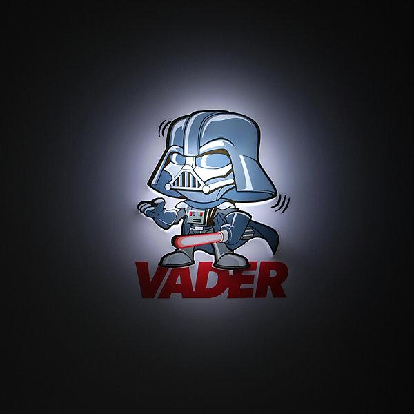 Пробивной мини 3D светильник Дарт Вейдер, Звёздные ВойныЗвездные войны Детская комната и посуда<br>Пробивной мини 3D светильник Дарт Вейдер, Звёздные Войны – станет оригинальным декором для комнаты и подарит приятный мягкий свет.<br>Оригинальный пробивной 3D светильник, выполненный в виде Дарта Вейдера – героя саги Звездные войны, создаст сказочную атмосферу в детской комнате. Мягкое приглушенное свечение наполнит детскую комнату теплом и уютом и избавит ребенка от ночных страхов. В основе работы светильника заложена светодиодная LED-технология, благодаря которой - он лёгкий, затрачивает небольшое количество энергии, не нагревается. Включение и выключения светильника выполняется путем передвижения рычажка. Приятным дополнением к светильнику служат тематические наклейки для декора.<br><br>Дополнительная информация:<br><br>- В комплекте: светильник; наклейки; крепеж<br>- Товар предназначен для детей старше 3 лет<br>- Безопасный: без проводов, работает от батареек (2хААА, не входят в комплект)<br>- Используются светодиоды: LED технология<br>- Не нагревается: всегда можно дотронуться до изделия<br>- Фантастический: выглядит превосходно в любое время суток<br>- Удобный: простая установка (автоматическое выключение через полчаса непрерывной работы)<br>- Материал: пластик, металл<br>- Размер светильника: 13,2х12,5х3 см.<br>- Размер упаковки: 16,9х4,1х16 см.<br>- Вес: 160 г.<br>- ВНИМАНИЕ! Содержит мелкие детали, использовать под непосредственным наблюдением взрослых<br>- Страна происхождения: Китай<br>- Дизайн и разработка: Канада<br><br>Пробивной мини 3D светильник Дарт Вейдер, Звёздные Войны можно купить в нашем интернет-магазине.<br>Ширина мм: 169; Глубина мм: 41; Высота мм: 160; Вес г: 160; Возраст от месяцев: 36; Возраст до месяцев: 2147483647; Пол: Унисекс; Возраст: Детский; SKU: 4566034;
