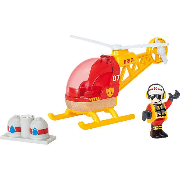 BRIO Игровой набор Brio Спасательный вертолёт