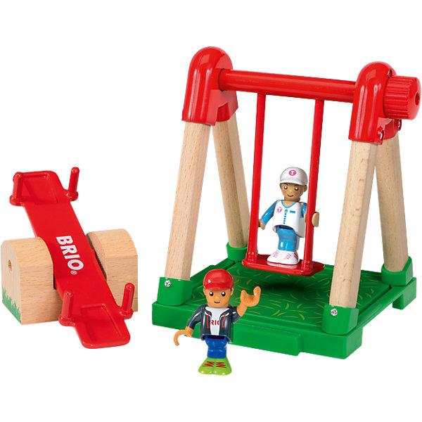 BRIO Игровой набор Brio Детская площадка конструктор 210 деталей brio