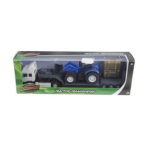 Грузовой автомобиль c трактором, HTl Grоuр