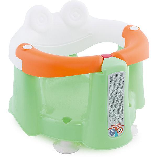 Купить Сиденье в ванну Crab, OK Baby, зеленый, Италия, Мужской