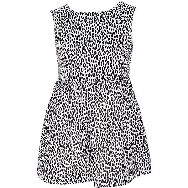 Купить Платье для девочки Bell Bimbo, Беларусь, розовый/белый, 110, 104, 116, 134, 98, 122, 128, Женский
