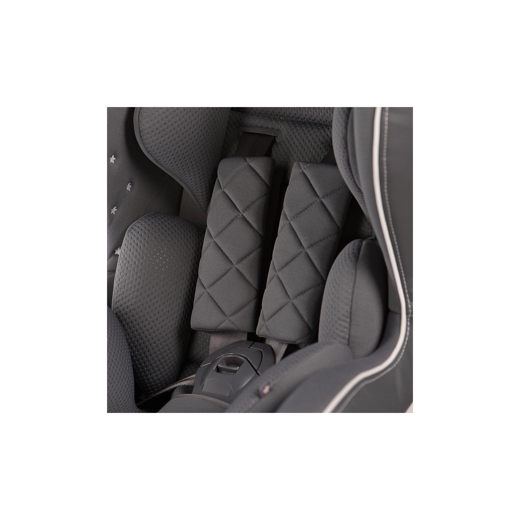 Автокресло Happy Baby Taurus V2, 0-18 кг, серый