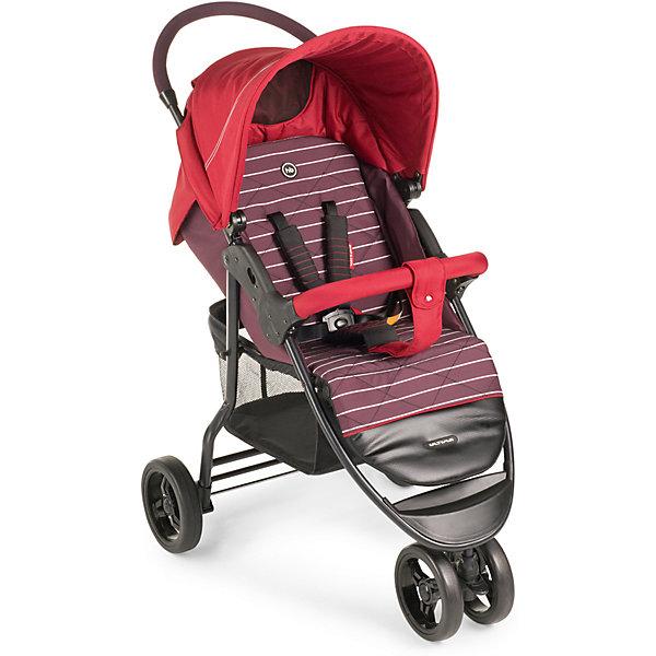 Фотография товара прогулочная коляска Happy Baby Ultima, красный (4580585)