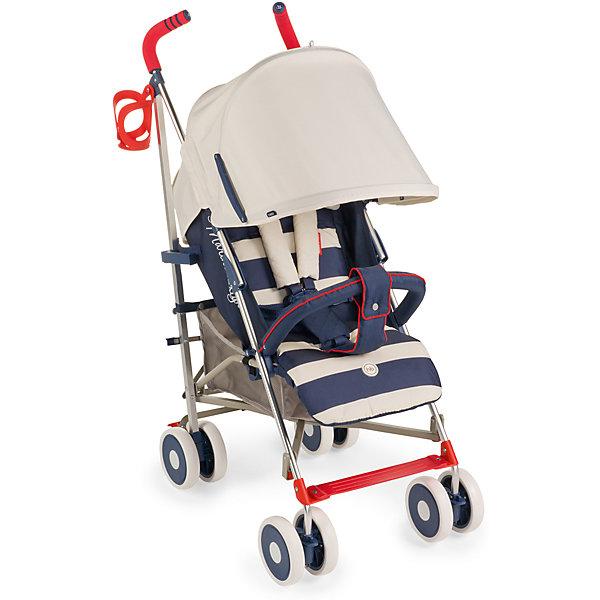 Фотография товара коляска-трость Happy Baby Cindy, синий (4580590)