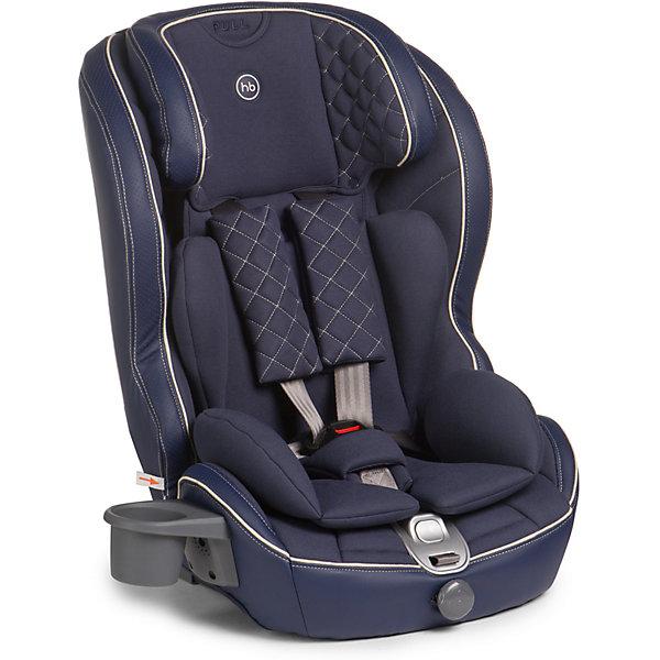 Фотография товара автокресло Happy Baby Mustang Isofix, 9-36 кг, синий (4580600)