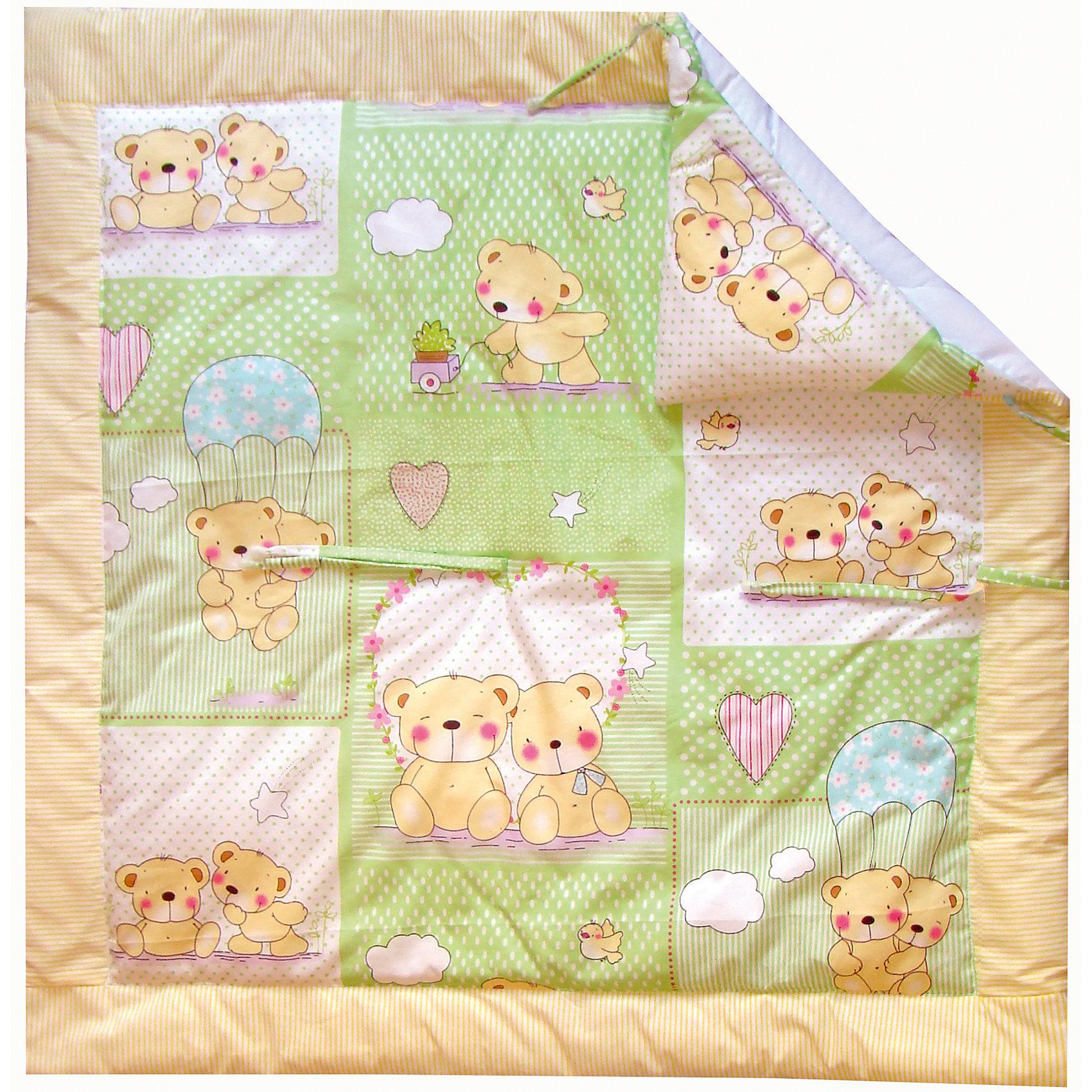Демисезонный конверт-одеяло CuteWrap Объятия, СуперМаМкет