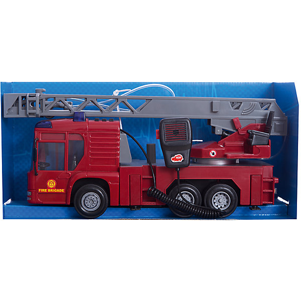 Dickie Toys Пожарная машина, 43 см,