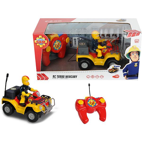 цены на Dickie Toys Квадроцикл на р/у, Пожарный Сэм, Dickie  в интернет-магазинах