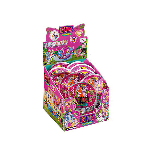 Dracco Лошадка коллекционная Бабочки, Filly, Dracco фигурки игрушки dracco набор с бабочками филли волшебная семья summer немецкая версия
