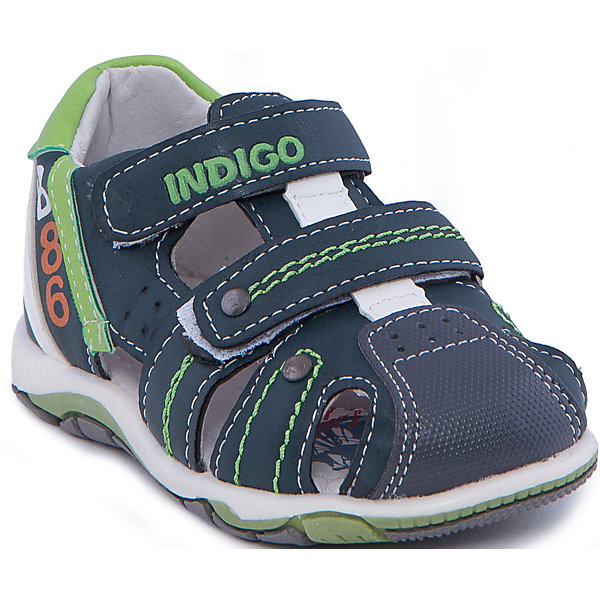 Фотография товара сандалии для мальчика Indigo kids (4604910)
