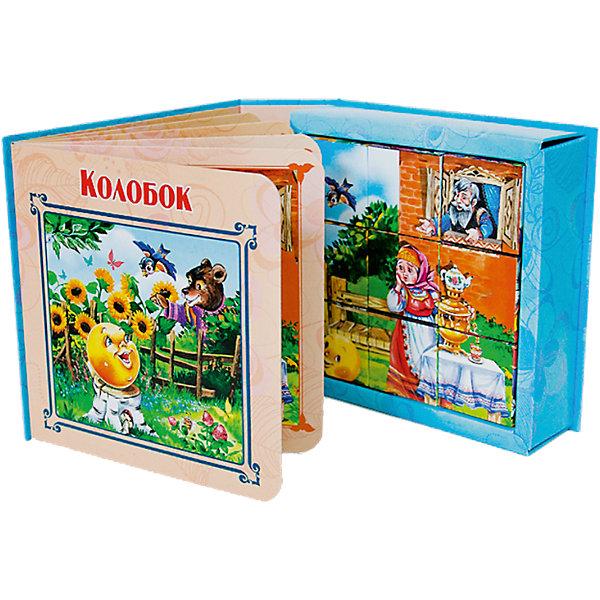 Купить Книжка-игрушка Колобок , Проф-Пресс, Россия, Унисекс