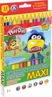 Play-Doh Цветные карандаши
