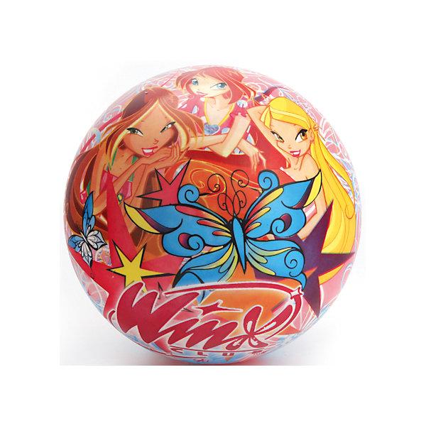 Играем вместе Мяч, 23 см, Winx Club, Играем вместе мяч играем вместе холодное сердце розовый