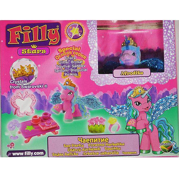 Dracco Набор Filly Звезды Afrodite, Dracco игровой набор для девочки малый dracco filly butterfly в ассортименте