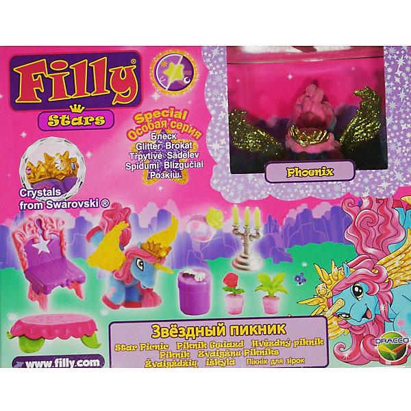 Dracco Набор Filly Звезды Phoenix, Dracco игровой набор для девочки малый dracco filly butterfly в ассортименте