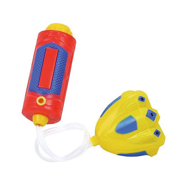 Водный пистолет Супер-перчатка (3 отверстия, 8 см), BebelotВодяные пистолеты<br>Водный пистолет Супер-перчатка, Bebelot - прекрасный вариант для жарких летних дней. Пистолет выполнен в ярком красочном дизайне. Состоит из перчатки с тремя отверстиями, которая надевается на руку, и соединенной с ней удобной емкости для воды. Перед началом игры заполните емкость водой и закрепите супер-перчатку на руке с помощью ремешка. Для стрельбы нажмите на кнопку на корпусе емкости с водой. Перчатка изготовлена из качественных и прочных материалов. Игры с водой не только подарят отличное настроение всем участникам, но и помогут освежиться жарким летним днём!<br><br>Дополнительная информация:<br><br>- В комплекте: перчатка, резервуар для воды.<br>- Материал: пластик.<br>- Размер перчатки: 8 см.<br>- Размер упаковки: 14,8 х 25,5 х 4 см.<br>- Вес: 70 гр.<br> <br>Водный пистолет Супер-перчатка (3 отверстия, 8 см.), Bebelot, в ассортименте, можно купить в нашем интернет-магазине.<br>Ширина мм: 148; Глубина мм: 255; Высота мм: 40; Вес г: 70; Возраст от месяцев: 36; Возраст до месяцев: 72; Пол: Мужской; Возраст: Детский; SKU: 4622208;