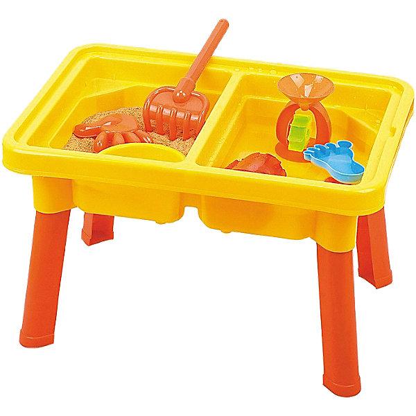 Купить Стол с крышкой и стулом Hualian Toys Водяная круговерть, -, Китай, Унисекс