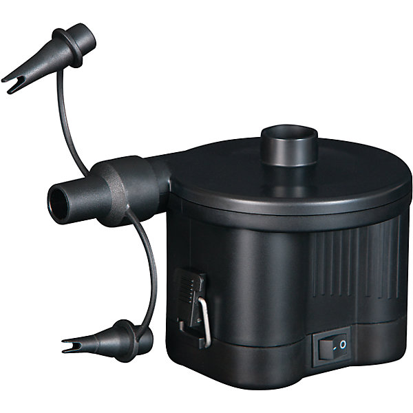 Насос электрический 6В на батарейках, BestwayНасосы<br>Характеристики товара:<br><br>• материал: пластик<br>• цвет: черный<br>• размер: 11х13,5 см<br>• комплектация: насос, три различные по размеру переходника (1,8см/0,8см/0,5см)<br>• напряжение: 6В<br>• легкий прочный материал<br>• для накачивания бассейнов, мячей, игрушек, воздушных шаров, надувных подушек, матрасов и др<br>• батарейки: 4(LR20/D Cell)<br>• страна бренда: США, Китай<br>• страна производства: Китай<br><br>Летом не обойтись без надувных мячей, бассейнов, матрасов, кругов для плавания, а также различных игрушек, подушек и т.д. Чтобы быстро надуть такие изделия, проще всего приобрести небольшой насос, с его помощью накачать вещь воздухом можно быстро и без усилий.<br><br>Предмет сделан из прочного материала, но легкого, насос мало весит, поэтому его удобно брать с собой. Изделие произведено из качественных и безопасных для детей материалов.<br><br>Насос электрический 6В на батарейках от бренда Bestway (Бествей) можно купить в нашем интернет-магазине.<br>Ширина мм: 120; Глубина мм: 118; Высота мм: 110; Вес г: 316; Возраст от месяцев: 144; Возраст до месяцев: 1188; Пол: Унисекс; Возраст: Детский; SKU: 4632826;