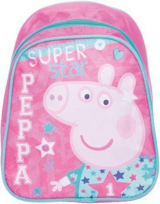 Дошкольный рюкзак  Свинка Пеппа , артикул:4635147 - Свинка Пеппа