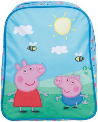 Рюкзак Свинка Пеппа 30*25*12,5 см, артикул:4635150 - Свинка Пеппа