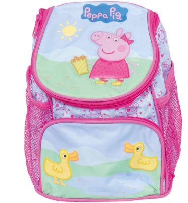 Дошкольный рюкзак Свинка Пеппа (увеличенного объема), артикул:4635155 - Свинка Пеппа