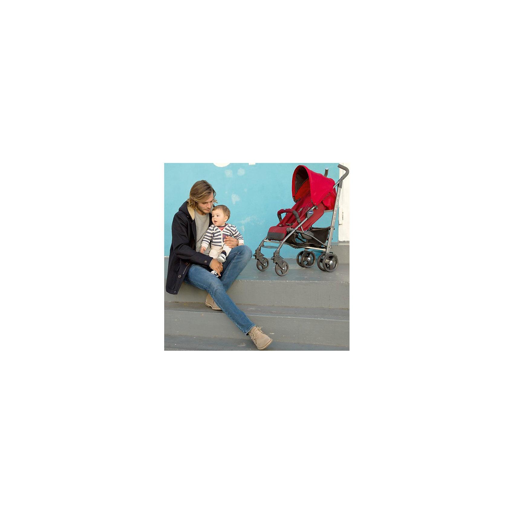 Коляска-трость Chicco Lite Way Top 2 Sands, бежевый