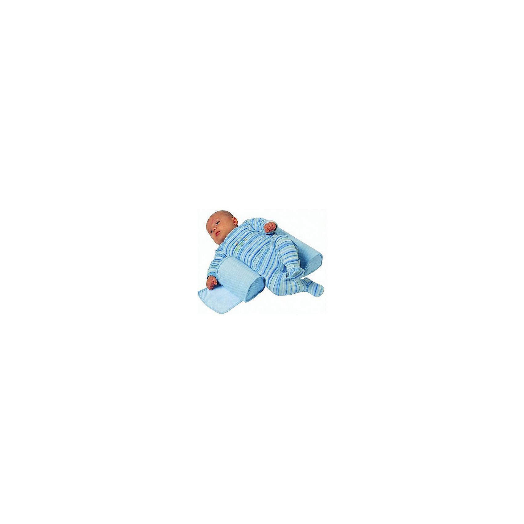 Позиционер-подушка для сна, Red Castle, голубой (RED CASTLE)