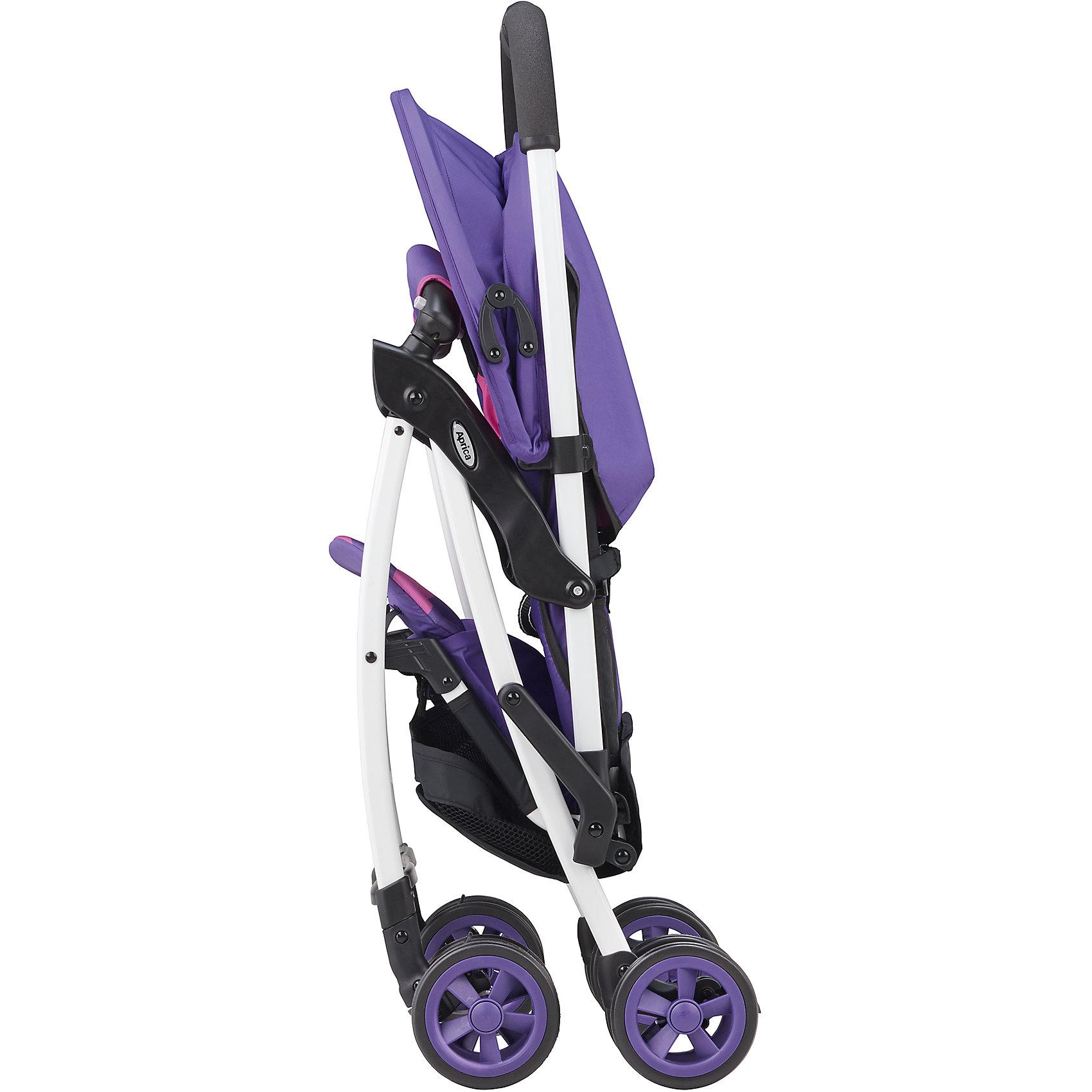 Прогулочная коляска Aprica Magical Air, фиолетовый